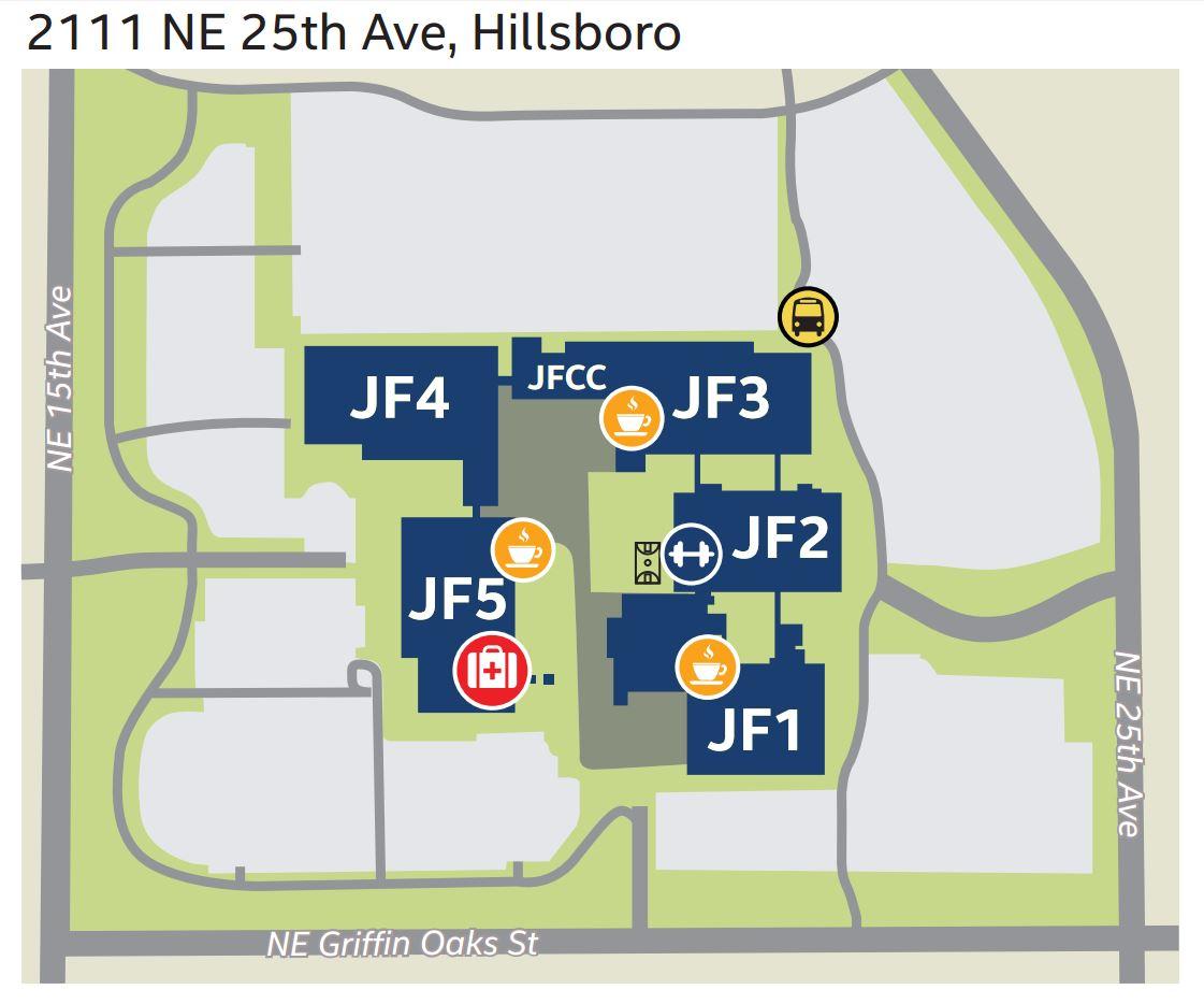 Intel Jones Farm Campus Map.Accommodations And Logistics Nice Workshop Series
